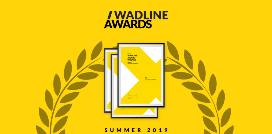 WADLINE SUMMER AWARDS 2019 стартует!